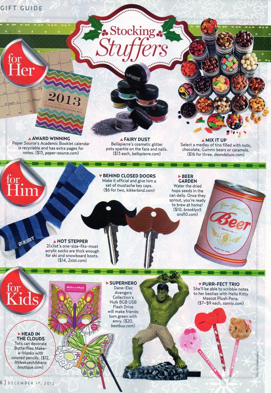 Little Skye Gift Guide Coverage