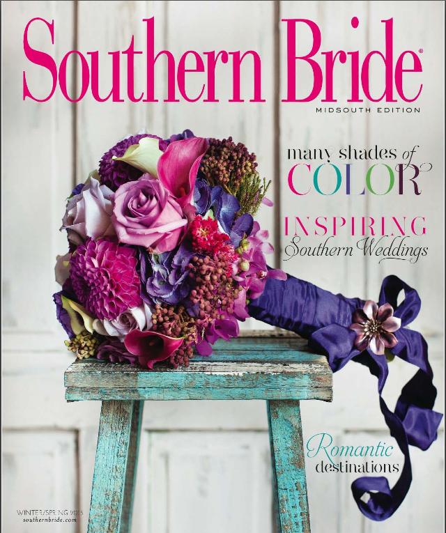 Southern Bride Winter/Spring 2012-2013