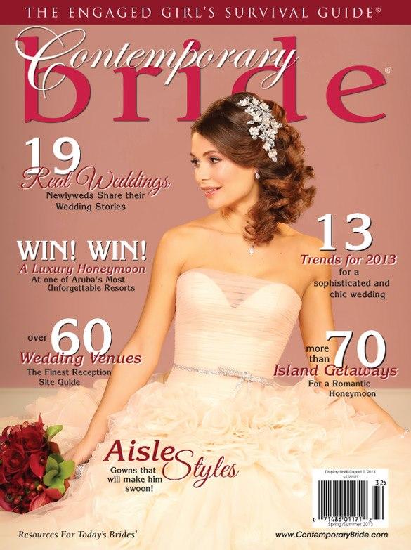 Contemporary Bride SS 2013