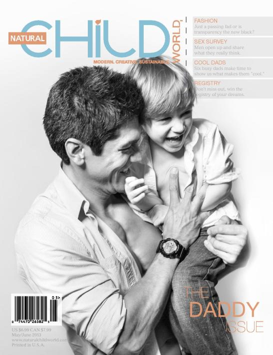 Natural Child May June Cover