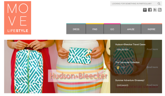 HB MOVELIFESTYLE HOMEPAGE