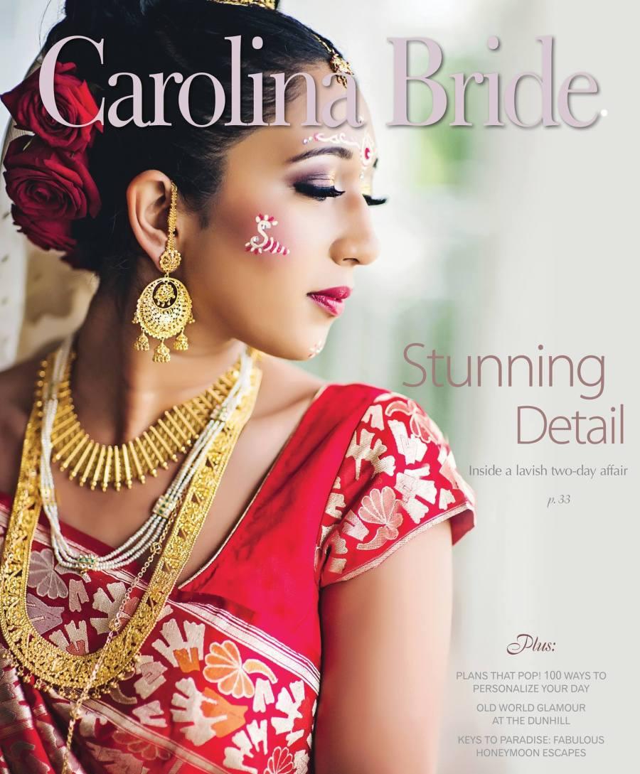 CAROLINA BRIDE COVER JAN MARCH