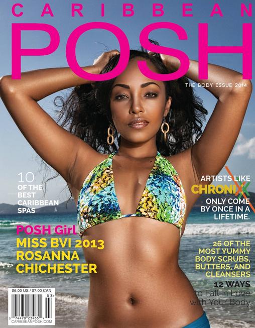 CARIBBEAN POSH COVER