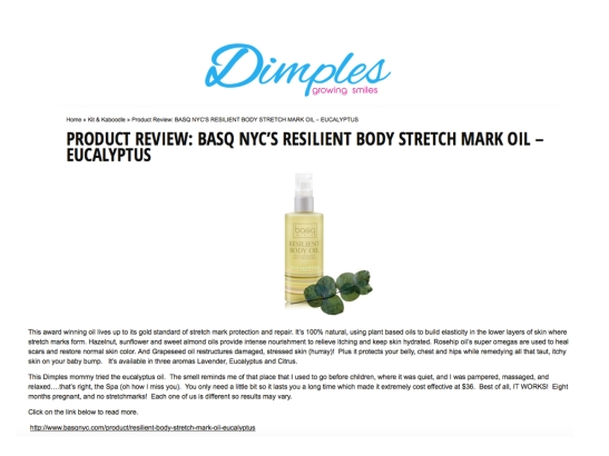 DIMPLESMAG REVIEW