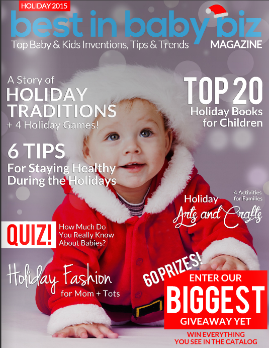 BIBB HOLIDAY COVER