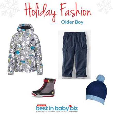 Holiday Fashion - Older Boy