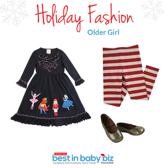 Holiday Fashion - Older Girl