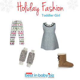 Holiday Fashion - Toddler Girl