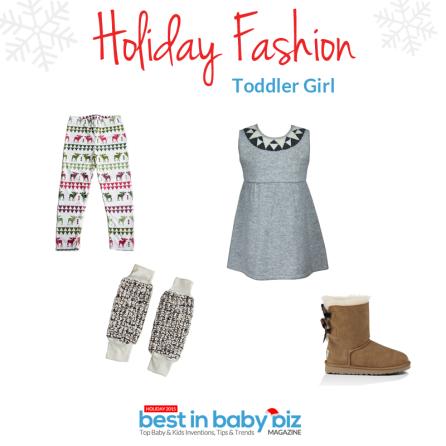 Holiday Fashion - Toddler Girl