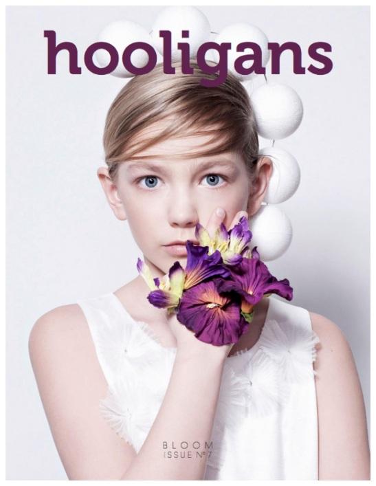 HOOLIGANS MAGAZINE COVER