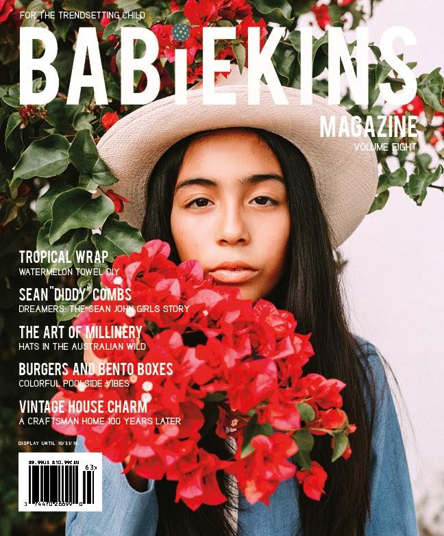 BABIEKINS ISSUE 8 COVER