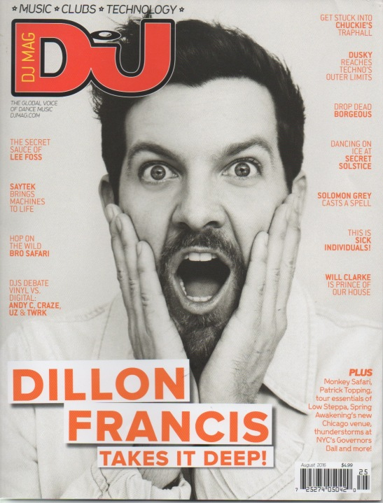 DJ MAG AUG COVER