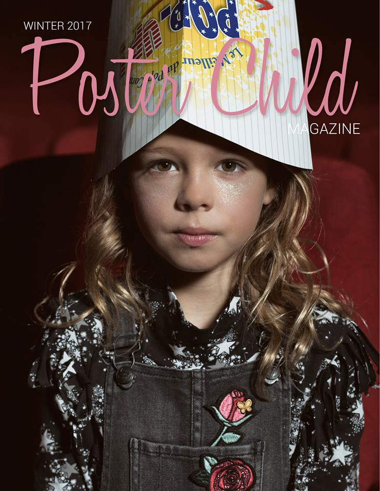 POSTER CHILD COVER