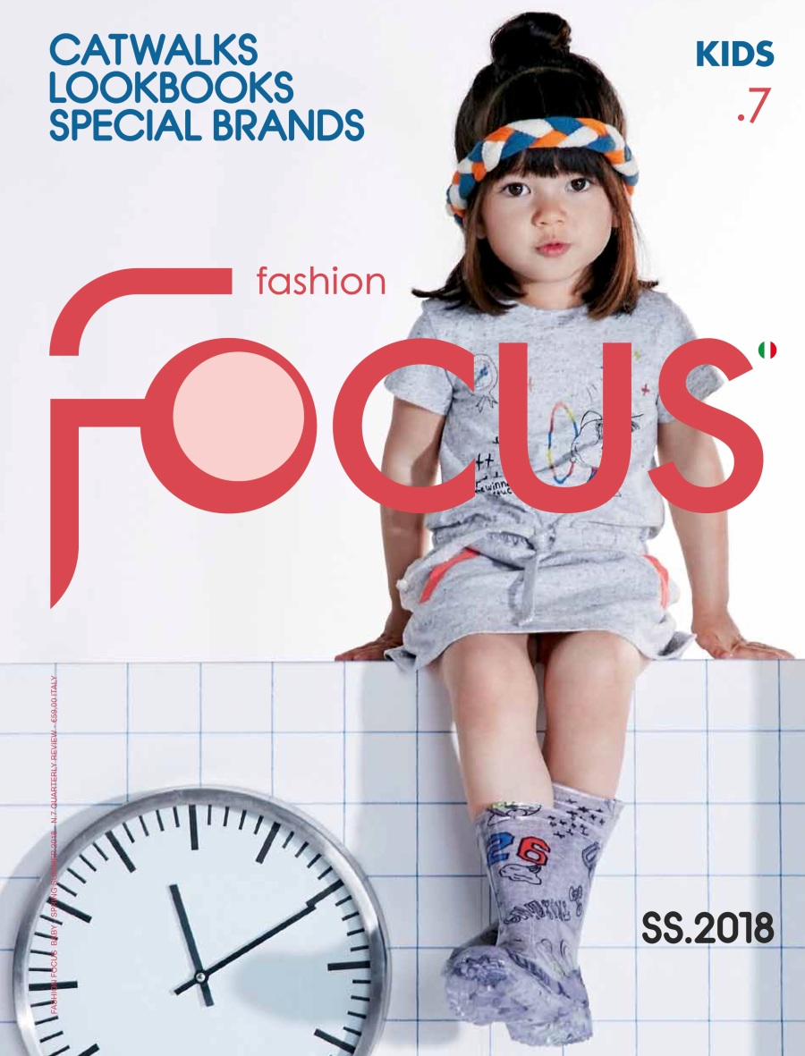 FASHION FOCUS KIDS_SS18_N7_COVER